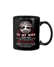 Viking You Are My Life Wife Mug front