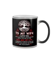 Viking You Are My Life Wife Color Changing Mug thumbnail