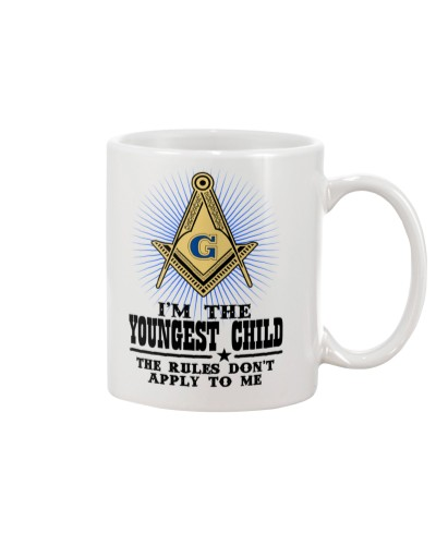 FREEMASON YOUNGEST CHILD FOR SON