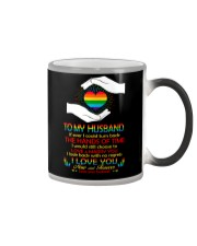 If Ever I Could Turn Back The Hands Of Time Color Changing Mug thumbnail