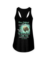 You Are Precious In Every Way Otter Ladies Flowy Tank thumbnail