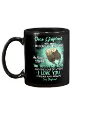 You Are Precious In Every Way Otter Mug back