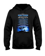 Family Husband I Love You Most Hooded Sweatshirt thumbnail