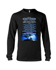Family Husband I Love You Most Long Sleeve Tee thumbnail