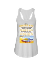 Turtle My Sunshine Wife Ladies Flowy Tank thumbnail