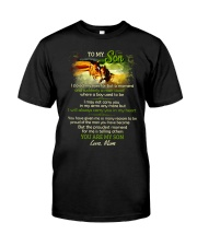 I Closed My Eyes For But A Moment Farm Son Classic T-Shirt thumbnail
