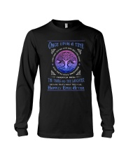 I Became Yours And You Became Mine Wolf Long Sleeve Tee thumbnail