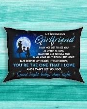 Girlfriend Good Night Baby Sleep Tight Rectangular Pillowcase aos-pillow-rectangle-front-lifestyle-5