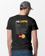 Camping Classic T-Shirt lifestyle-mens-crewneck-back-6