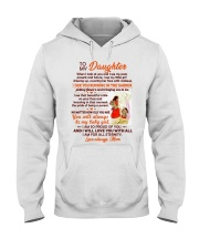 I Look At You And I See My Past Present And Future Hooded Sweatshirt thumbnail