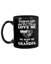 I Asked God For A Man Who Will Always Love Me  Mug thumbnail