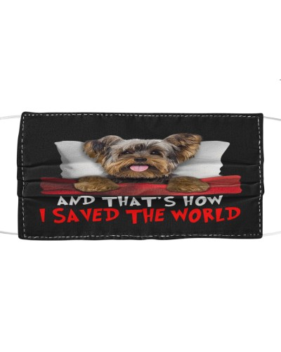 Dog Yorkshire Terrier How I Saved The World