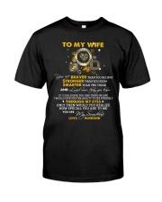 Braver Than You Believe Mechanic Classic T-Shirt thumbnail