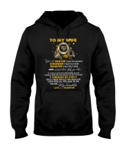 Braver Than You Believe Mechanic Hooded Sweatshirt thumbnail