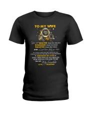 Braver Than You Believe Mechanic Ladies T-Shirt thumbnail