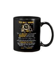 Braver Than You Believe Mechanic Mug front