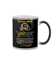 Braver Than You Believe Mechanic Color Changing Mug thumbnail
