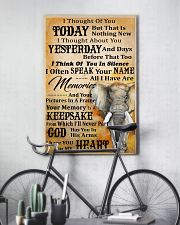 I Thought Of You Today Elephant 11x17 Poster lifestyle-poster-7