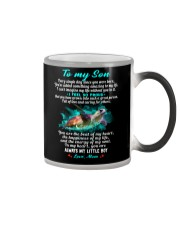Son Since You Were Born Turtle Color Changing Mug thumbnail