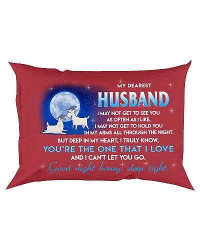 Goat Husband Sleep Tight