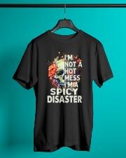 I'm Not A Hot Mess Classic T-Shirt lifestyle-mens-crewneck-front-3