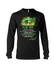 The Day I Met You My Missing Piece Farmer Long Sleeve Tee thumbnail
