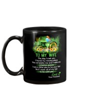 The Day I Met You My Missing Piece Farmer Mug back