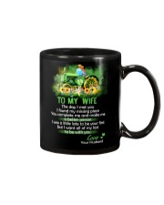 The Day I Met You My Missing Piece Farmer Mug front