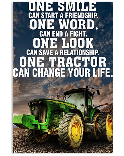 One Tractor Can Change Your Life Farmer