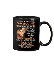 I Love You To The Moon Horse Mug front