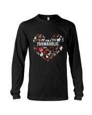 I Am A Farmaholic Long Sleeve Tee thumbnail