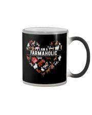 I Am A Farmaholic Color Changing Mug thumbnail