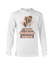 I May Seem Quiet And Reserved Elephant Long Sleeve Tee thumbnail