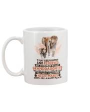 I May Seem Quiet And Reserved Elephant Mug back