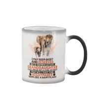 I May Seem Quiet And Reserved Elephant Color Changing Mug thumbnail