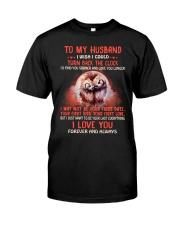 I Wish I Could Turn Back The Clock Owl Classic T-Shirt thumbnail