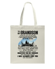 FISHING GRANDSON GRANDPA NEAR OR FAR APART Tote Bag thumbnail