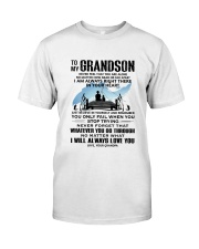 FISHING GRANDSON GRANDPA NEAR OR FAR APART Classic T-Shirt thumbnail
