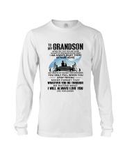 FISHING GRANDSON GRANDPA NEAR OR FAR APART Long Sleeve Tee thumbnail