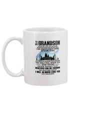 FISHING GRANDSON GRANDPA NEAR OR FAR APART Mug back
