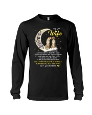 I Love You To The Moon And Back Long Sleeve Tee thumbnail