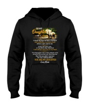 I Closed My Eyes For But A Moment Elephant  Hooded Sweatshirt thumbnail