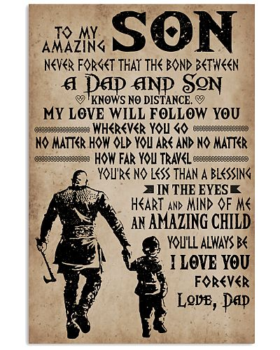 Never Forget That The Bond Between A Dad And Son