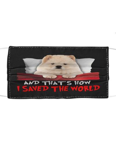Dog Chow Chow How I Saved The World