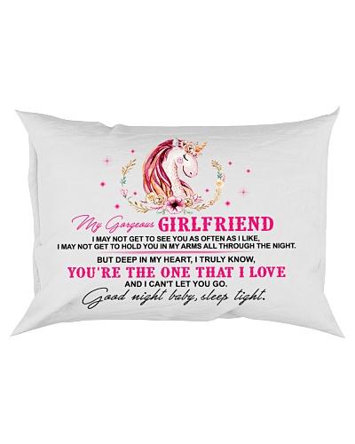 Unicorn Girlfriend Good Night Baby Sleep Tight