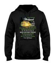 I Have A Wonderful Husband Camping Couple Hooded Sweatshirt thumbnail