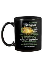 I Have A Wonderful Husband Camping Couple Mug back