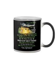 I Have A Wonderful Husband Camping Couple Color Changing Mug thumbnail
