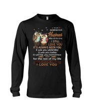 After All This Time I Still Love You Owl Long Sleeve Tee thumbnail