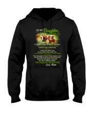I Closed My Eyes For But A Moment Farmer  Hooded Sweatshirt thumbnail
